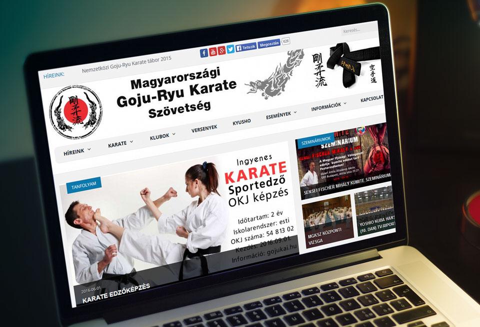 Magyarországi Goju-Ryu Karate Szövetség